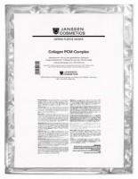 Janssen Collagen fleece mask PCM-complex (Коллагеновая биоматрица с РСМ-комплексом), 5 шт - купить, цена со скидкой